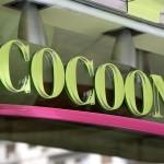 Cocoon - Lettere in plexiglass da 15 mm
