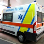 Decorazione ambulanza