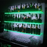 Mobile bar con led