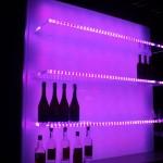 mobile bar luminoso
